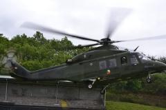 President Higgins visits Scariff 14th June 2012