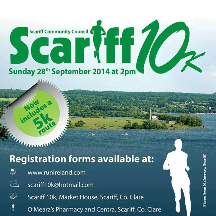 scariff 10kn run