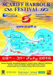 Scariff Festival Poster fin 2016e