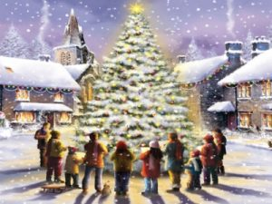 carol-singers-around-the-tree